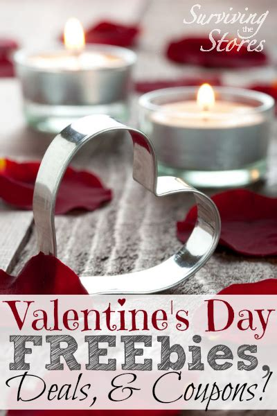 valentines day deals valentine s day 2015 freebies coupons deals