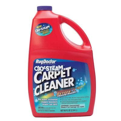 rug doctor soap rug doctor 96 oz oxy steam cleaner 04030 the home depot