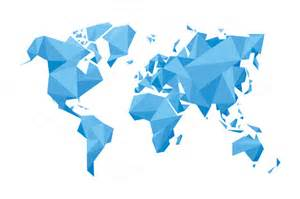 Abstract World Map by Pics Photos World Map With Abstract