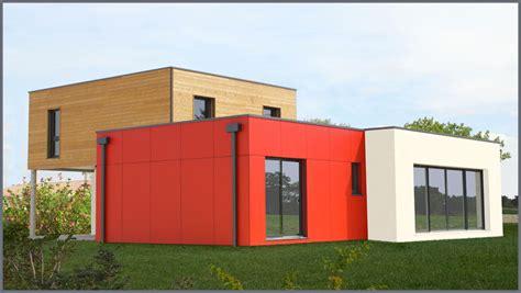 Detail Cout Construction Maison 4250 by Cout D Une Maison Ossature Bois Great Maison Cologique