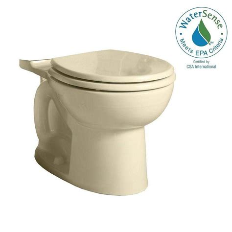 american standard cadet 3 american standard cadet 3 flowise toilet bowl only in bone 3717d 001 021 the home depot