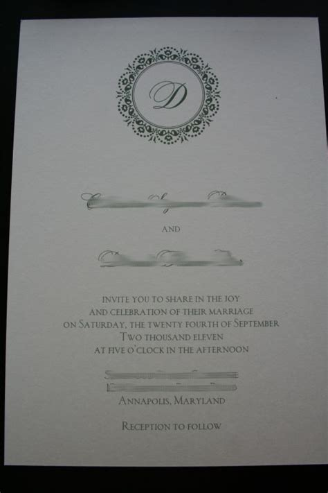 Peridot Wedding Invitation Paper by How Many Vendors Does It Take To Make A Wedding