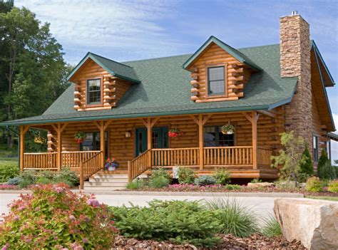 Log Cabin House by What You Should Know Before Building A Log Cabin Home