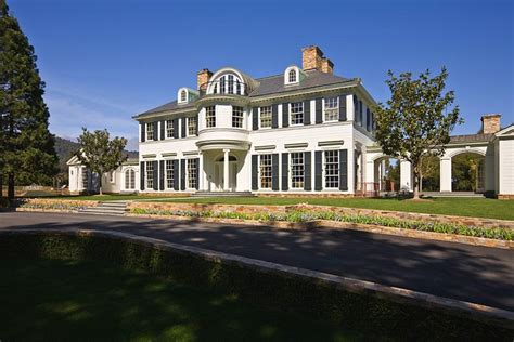 Gatsby Mansion Woodside Mansion Sells For 117 500 000 Pricey Pads