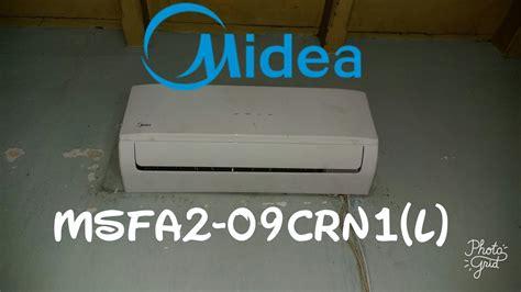 Ac Lg Low Wat midea quot low watt quot mini split air conditioner