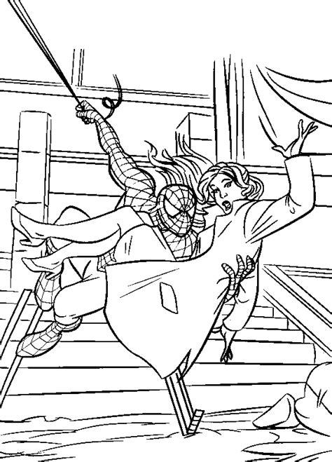 spiderman halloween coloring page klik op jouw favoriete kleurplaa