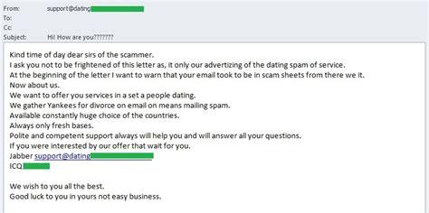dsl bank email spam dating emails 187 spam dating emails radins ru