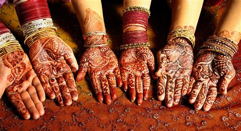 henna tattoo in indian culture of india tigers tribes and the taj itinerary