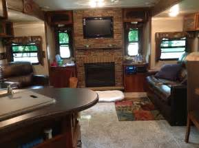 5th Wheel With Front Living Room And Outside Kitchen Reflection Fifth Wheel Rv Sales 13 Floorplans 2017