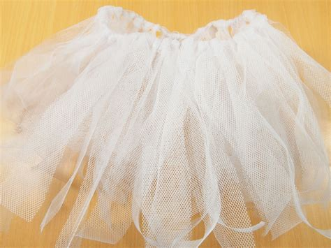 how to make how to make a no sew ballet tutu 6 steps with pictures