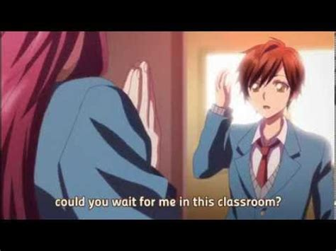 honeyworks anime capitulos eng sub confession rehearsal quot i ve liked you for a
