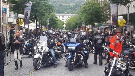 Motorradtreffen Schweiz 2018 by Viel Motorrad In Brig 1815 Ch