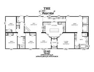 Clayton Home Floor Plans by Manufactured Home Floor Plan Clayton The Tuscan 43eze32764ih