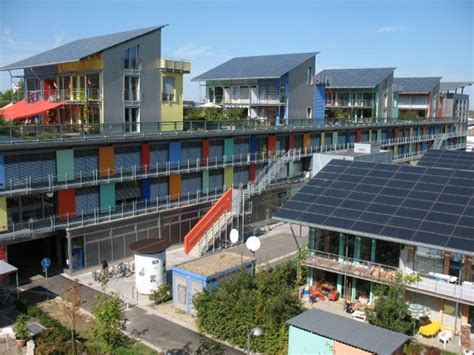 how to make solar city sonnenschiff solar city produces 4x the energy it consumes inhabitat green design