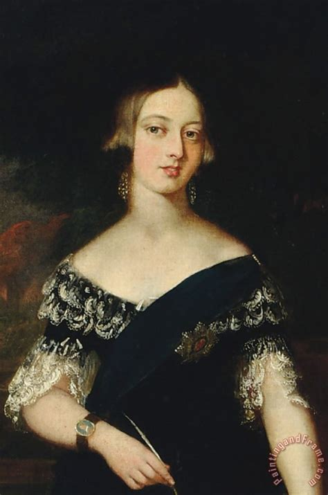 young queen victoria queen victoria as a young queen