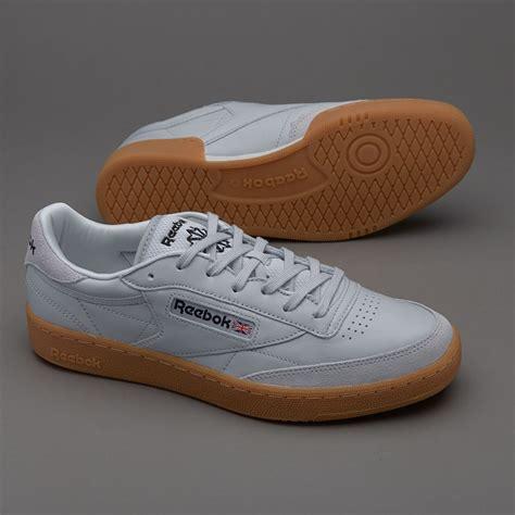 Sepatu Boot Reebok sepatu sneakers reebok original club c 85 tdg skull grey