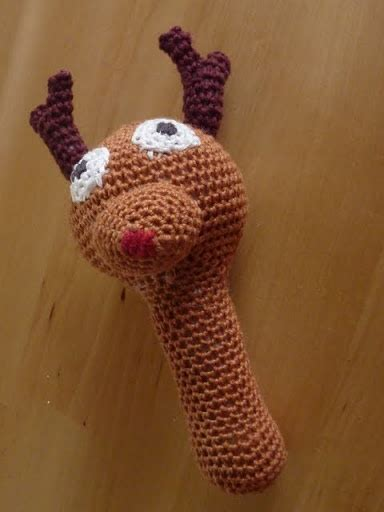Softbook Teether Rattle Cloth Rattles Stick Animal 72 best crochet baby rattles images on baby