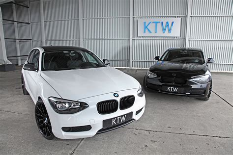 Paket Best Squad White ktw launches black and white package for bmw 1 series autoevolution