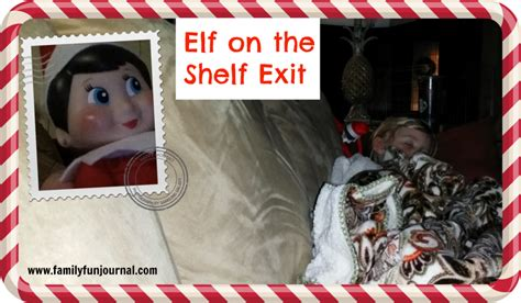 Goodbye From On The Shelf by On The Shelf Exit Idea Family Journal