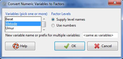 tutorial spss anova dua arah tutorial r analisis ragam analysis of variance anova