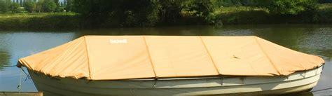 dekzeil boot dekzeil voor sloep motorboot dekzeil voor boten nl