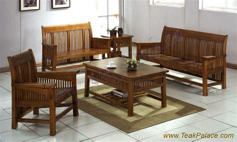 Kursi Tamu Kayu Minimalis Modern kursi tamu set minimalis kayu jati murah harga murah