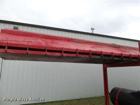 air curtain destructor mcpherson system inc m40f air curtain destructor trench
