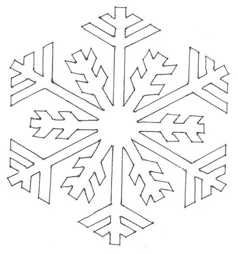 simple pattern colouring christmas christmas snowflakes simple pattern coloring