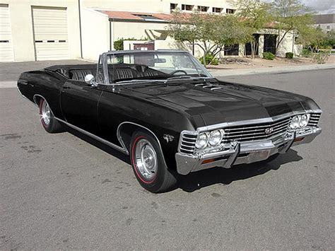 impala ss 1967 1967 chevrolet impala ss convertible 43967