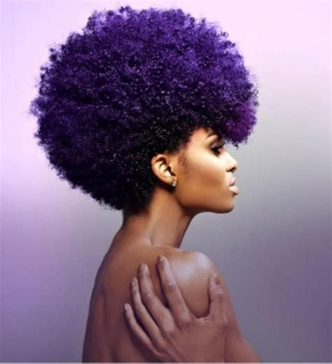 afro hairstyles buzzfeed 1000 ideas about purple natural hair on pinterest