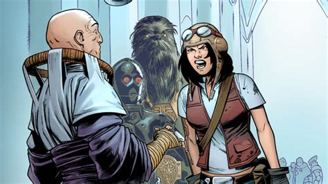 marvel launches doctor aphra into her own star wars comic artist kev walker discusses marvel s doctor aphra 2 exclusive commentary starwars com