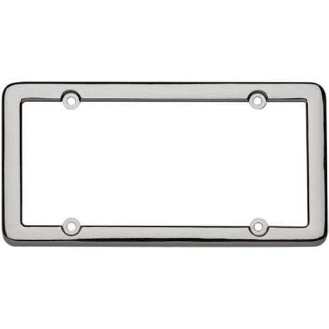 Printable Temporary License Plate Template