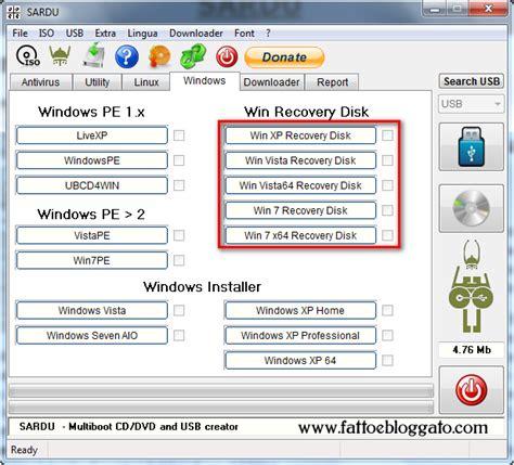 console di ripristino windows xp fatto e bloggato accedere alla console di ripristino
