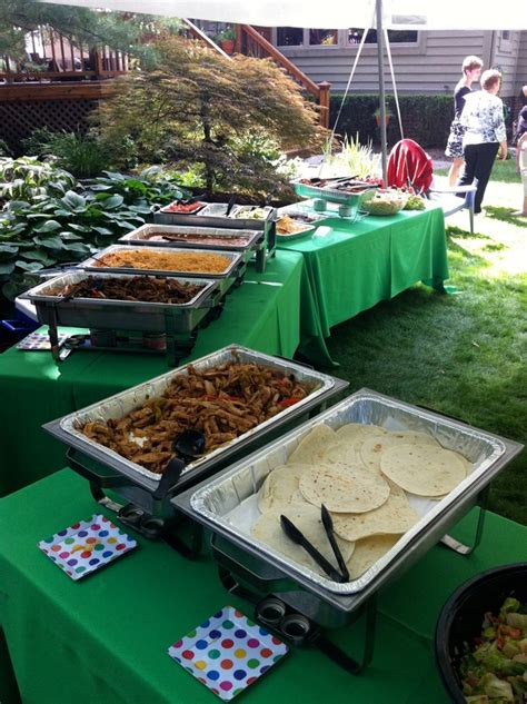1000 Images About Catering Setup On Pinterest Catering Buffet Set Up For Catering