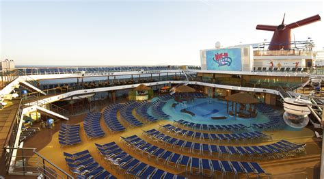 Day Spa Floor Plans by Galveston Cruises Carnival Breeze