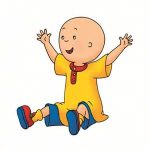 cartoon characters caillou pictures