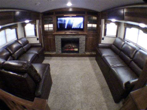 Front Living Room Fifth Wheel - 2013 keystone montana 3750fl fully loaded front living