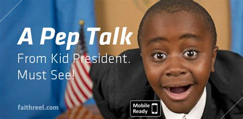 you ve got this a pep talk for church comunicators books you ve got to hear what this kid has to say a pep talk