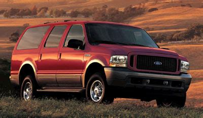 ford excursion review