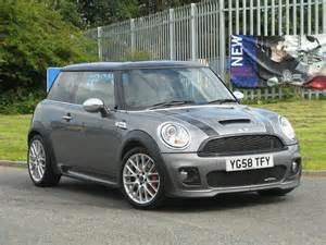 Mini Cooper Uk For Sale Used Mini Cooper 2008 Petrol S 1 6 Hatchback Grey