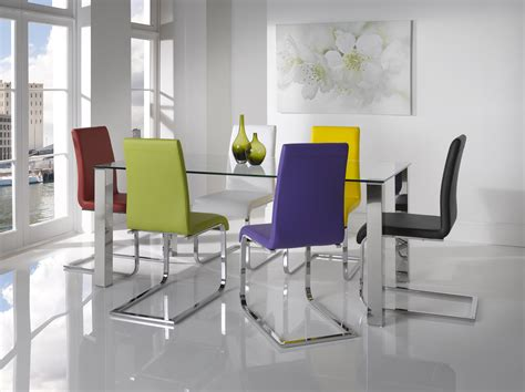 innovative small glass top dining tables small round glass