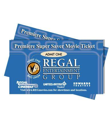 Regal Movie Tickets Gift Cards - regal movie tickets stadium flowers always days fresher everett lynnwood wa