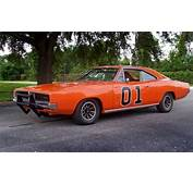 Only Dukes Of Hazzard Car To Survive Filming Is Auctioned