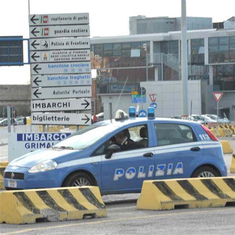 polizia di stato caserta permesso di soggiorno civonline tunisino arrestato all imbarco
