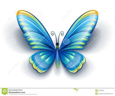 imagenes mariposas de colores brillantes mariposa azul con las alas del color foto de archivo libre