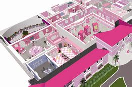 Barbie Dream House Floor Plan Berlin Leftists New Target Barbie Dreamhouse Wsj