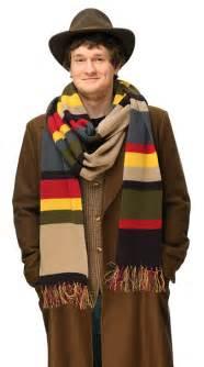 doctor who deluxe 12 scarf thinkgeek