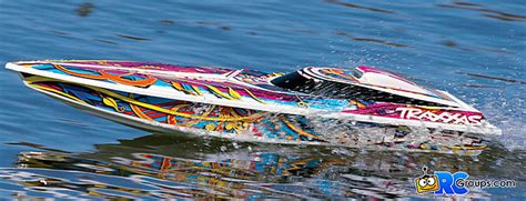 traxxas blast boat brushless boats rc groups