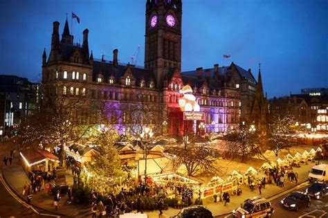 when do the manchester christmas markets 2016 finish