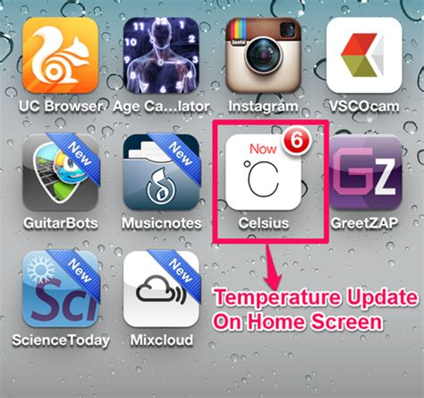 iphone app to check room temperature free iphone weather app to see live temperature on iphone home screen